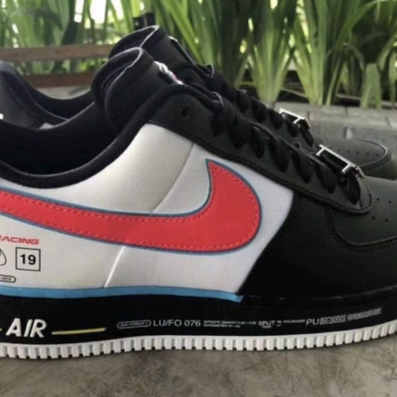 Nike Shoes | Air Force 1 Qs Motor Sport
